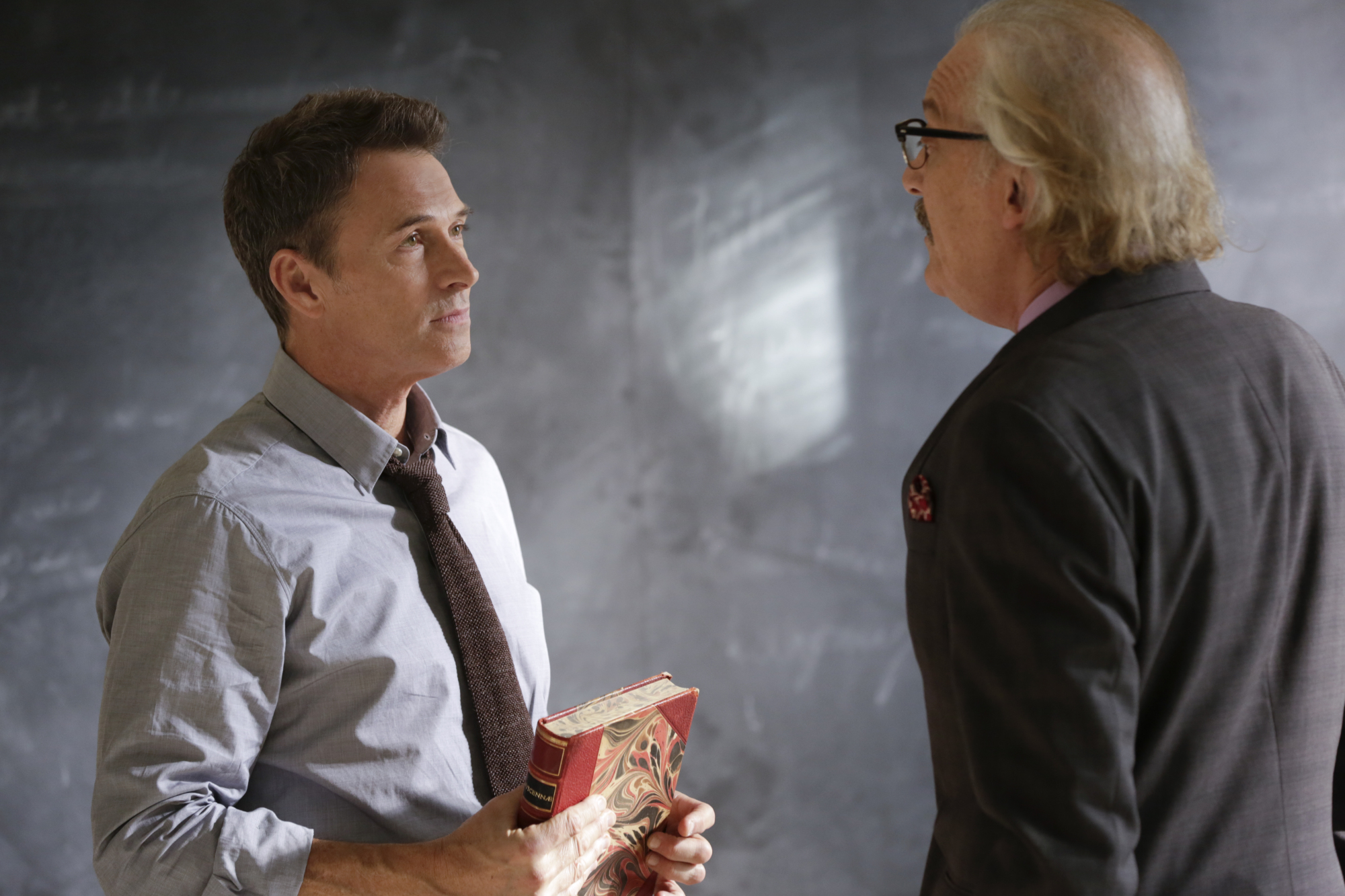 14. Tim Daly earned an Emmy Award nomination for his work on