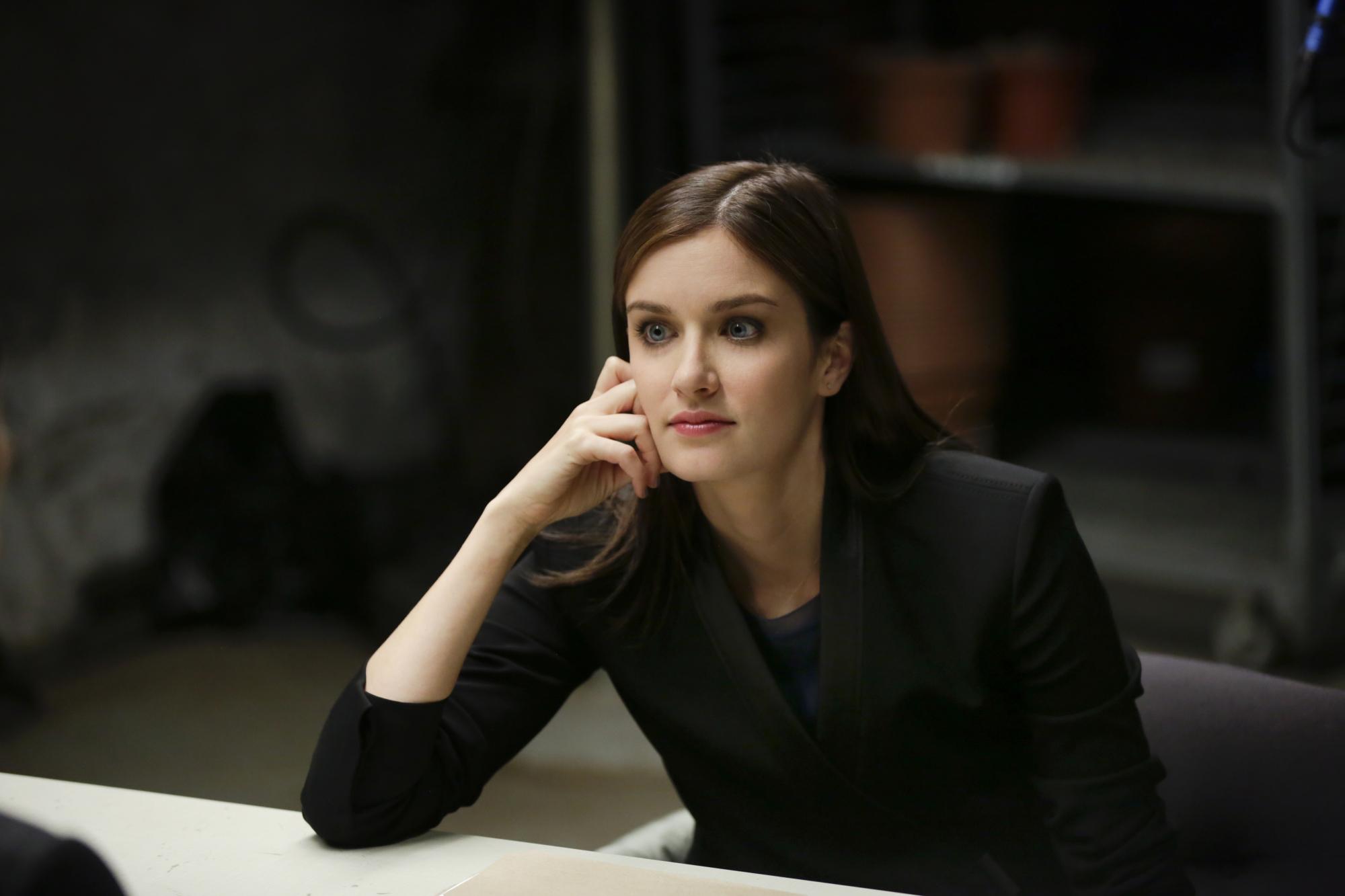 Anna Wood guest stars as NSA Case officer, Sarah Eckhart