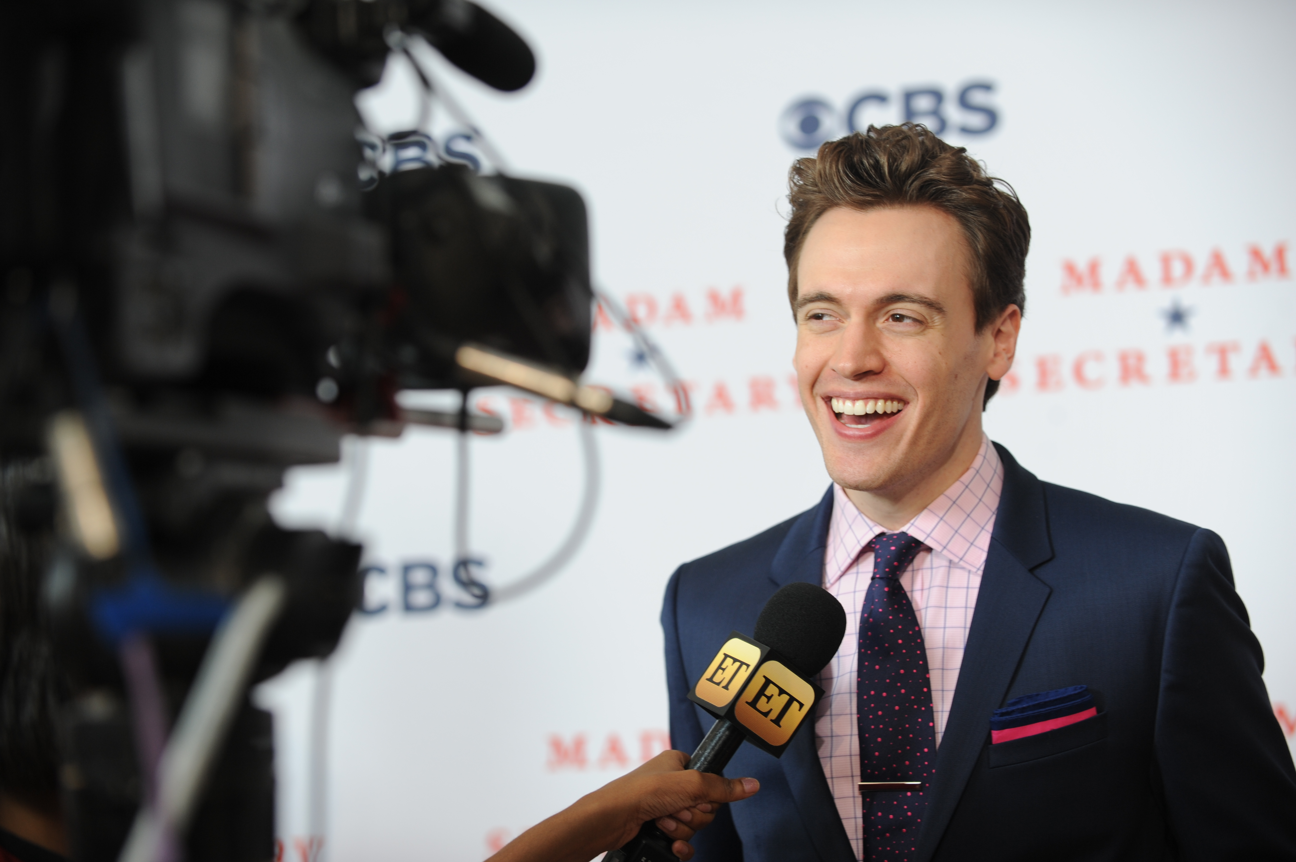 42. Erich Bergen has appeared in