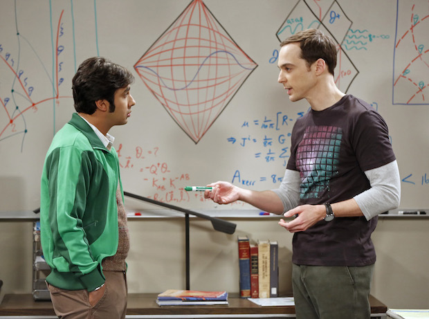 Question: Where do Raj and Sheldon go to recreate the conditions of a salt mine?