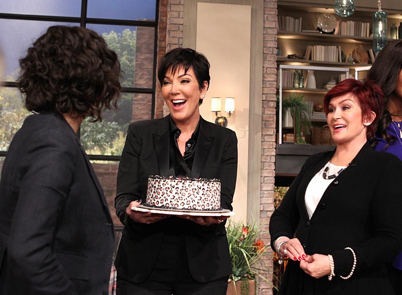 Kris Jenner's birthday