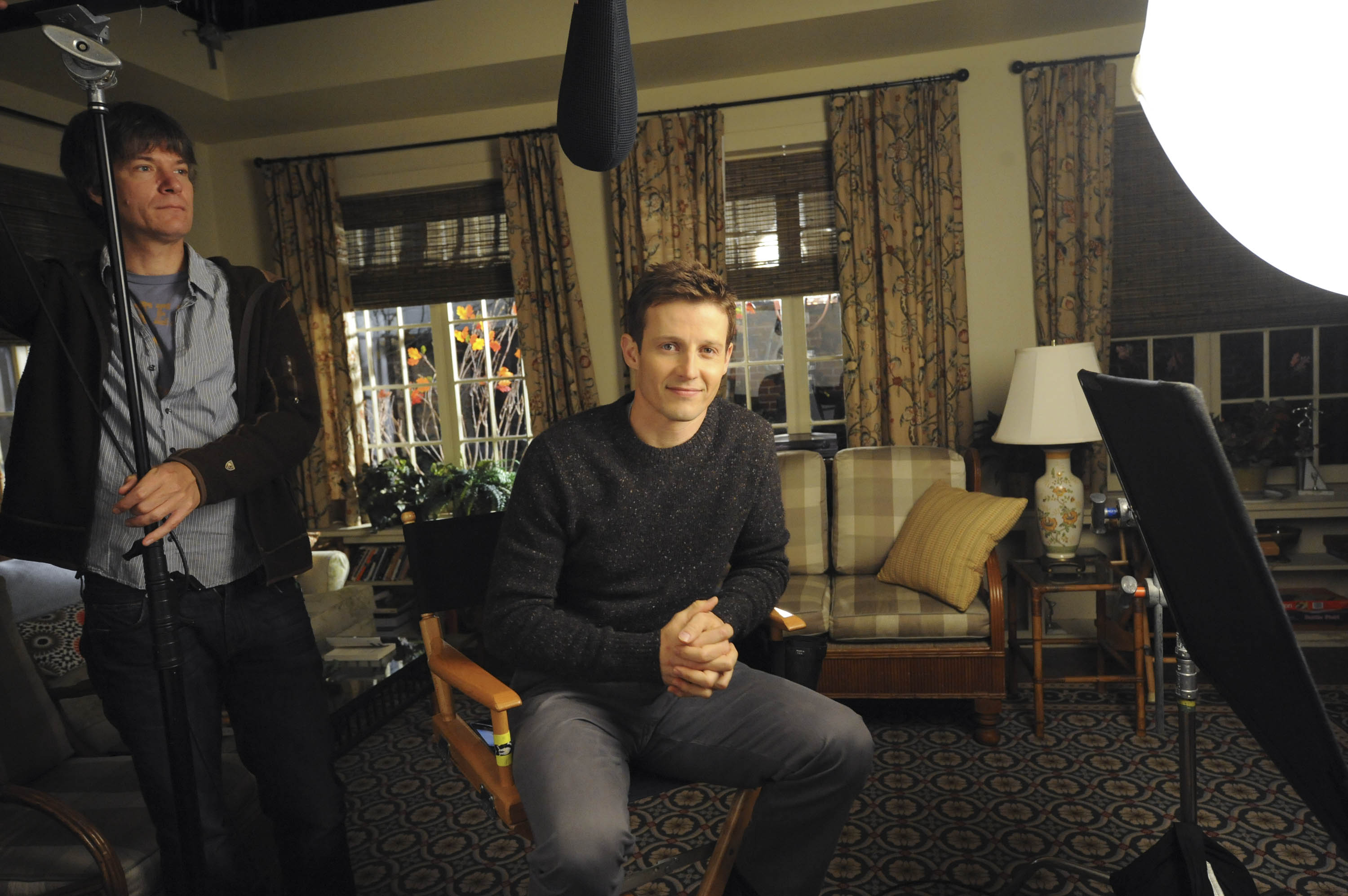 Will Estes Sports the Most Natural Smile