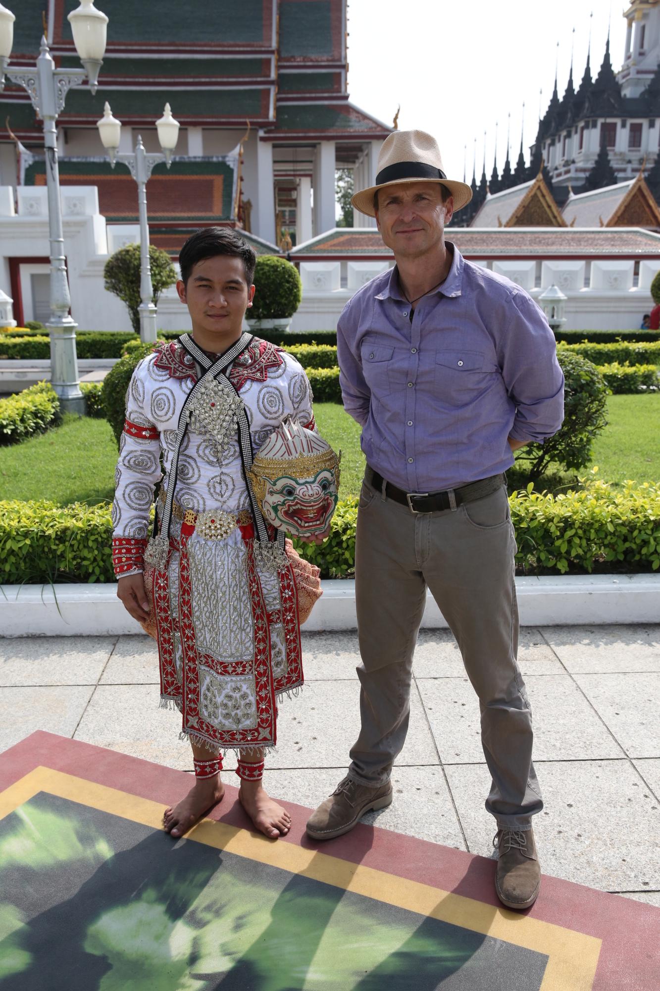 Phil in Bangkok