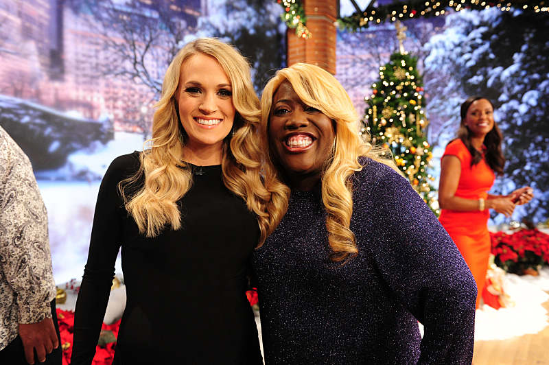Carrie Underwood on being recognized abroad