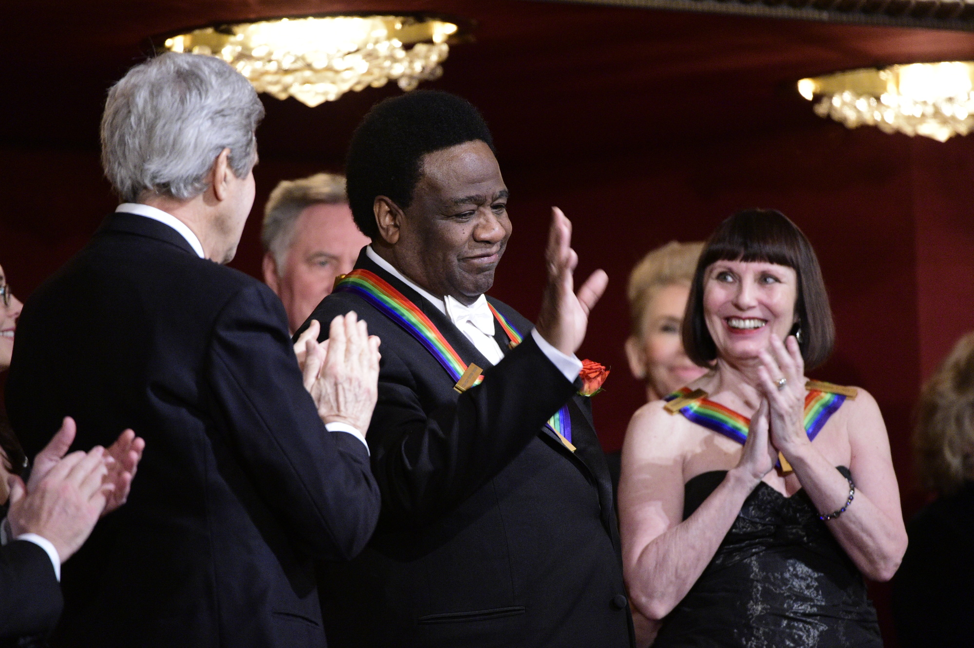 Al Green Honored