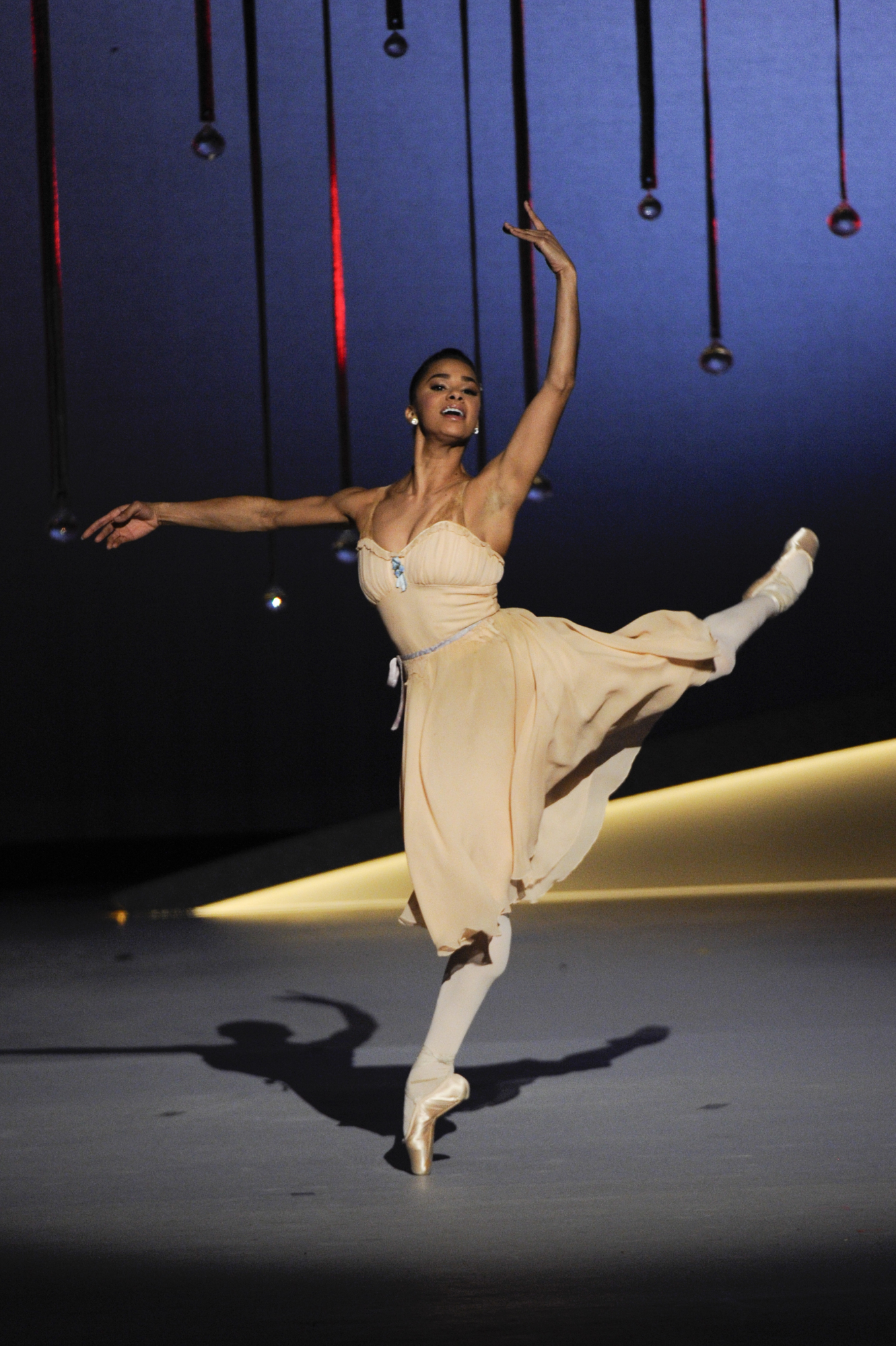 Misty Copeland Takes the Stage