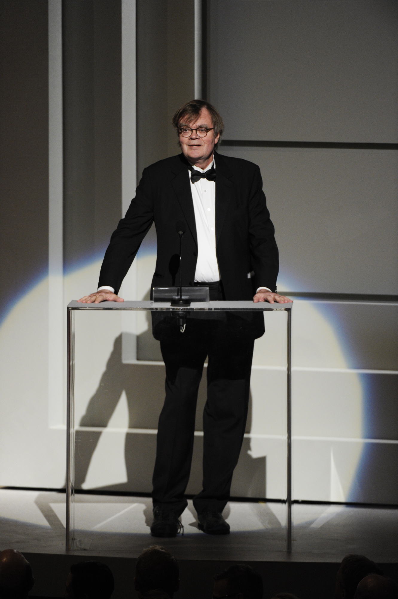 Garrison Keillor Speaks at the 37th Annual Kennedy Center Honors