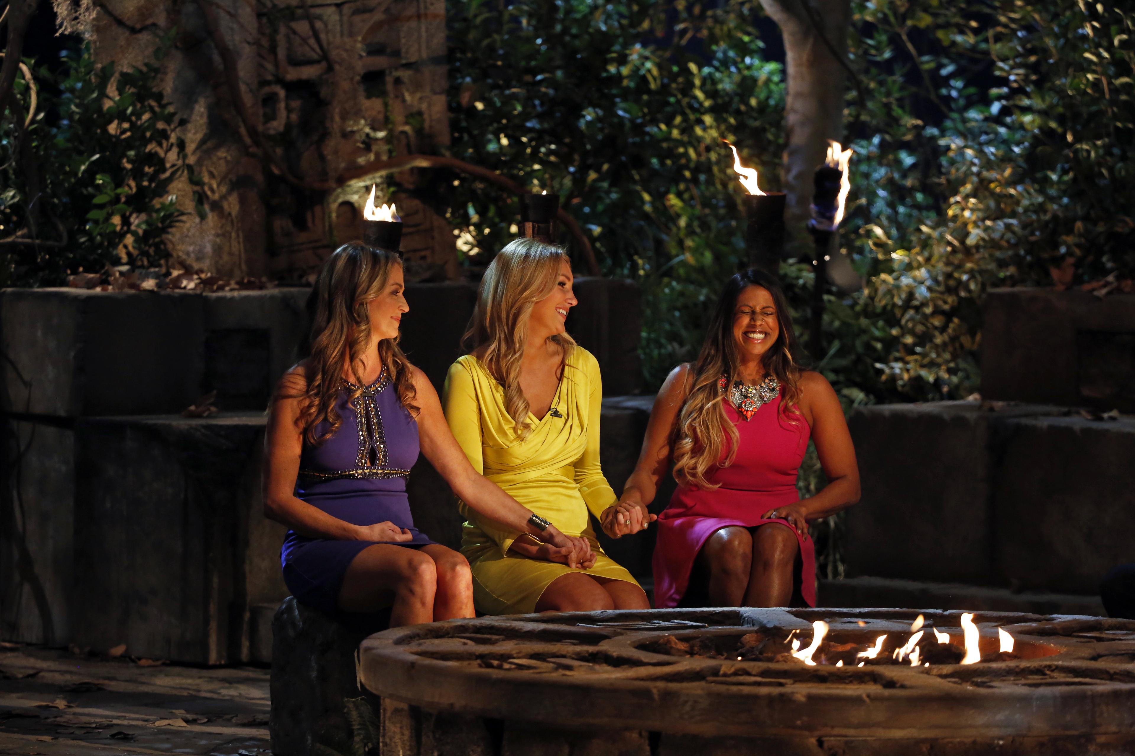 Missy, Jaclyn and Natalie