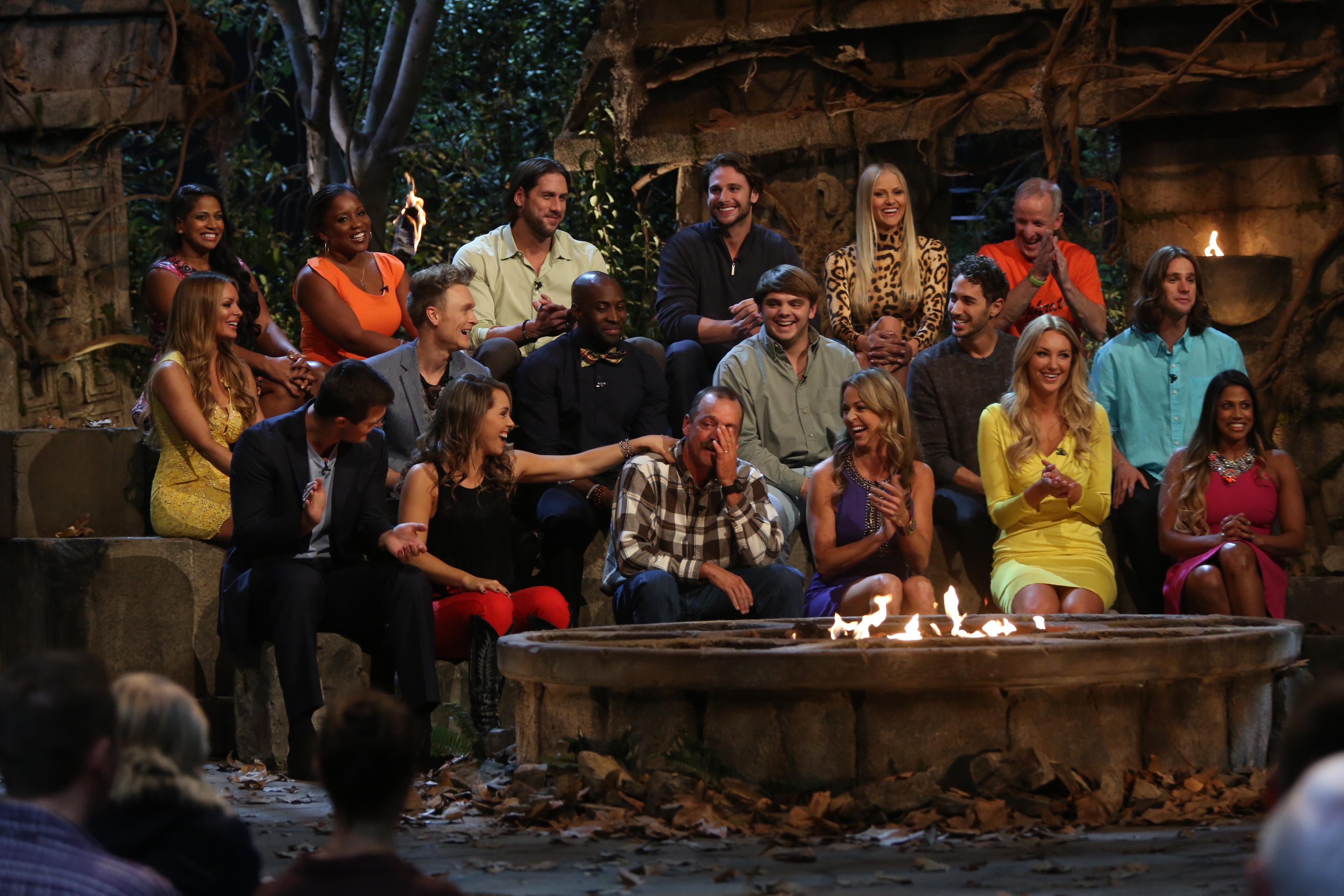 The Survivor: San Juan Del Sur Cast