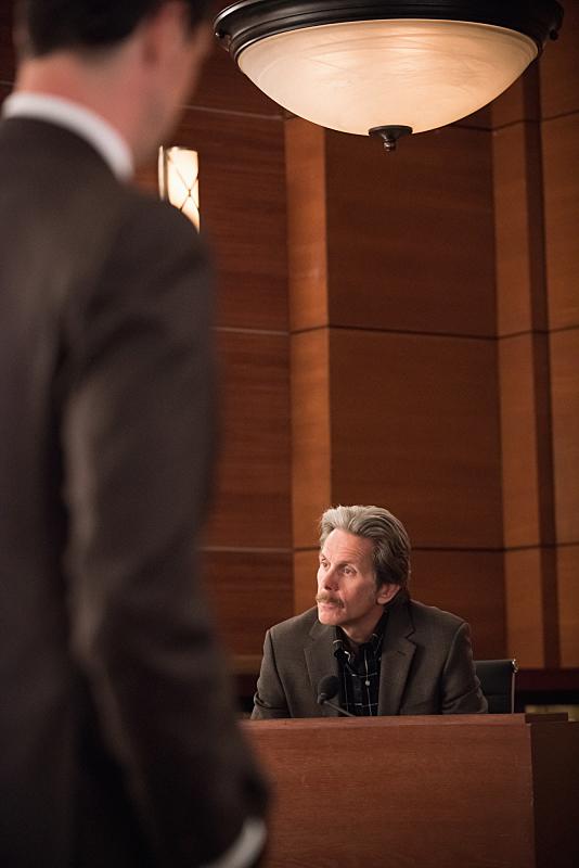 Kurt McVeigh testifies in court.