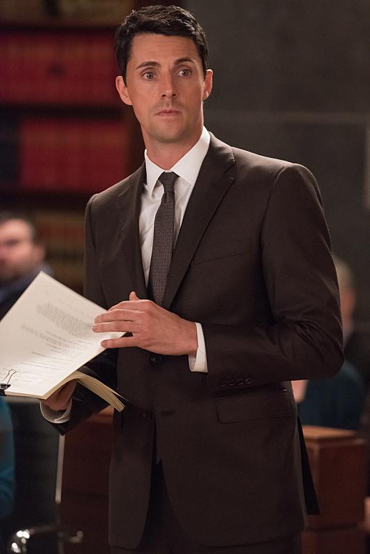 Matthew Goode as Finn Polmar