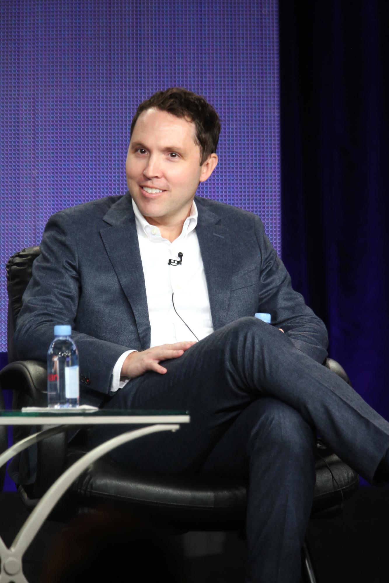 Executive Producer, Rob Crabbe