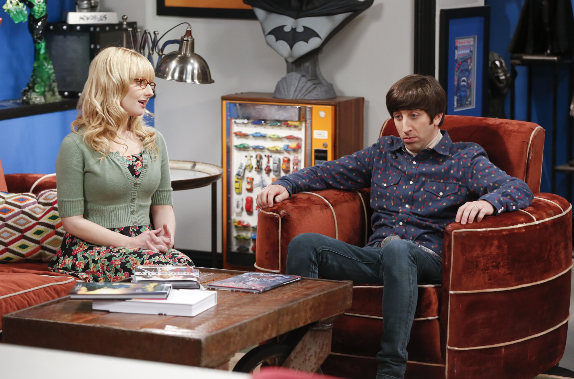 Wolowitz learns some shocking news