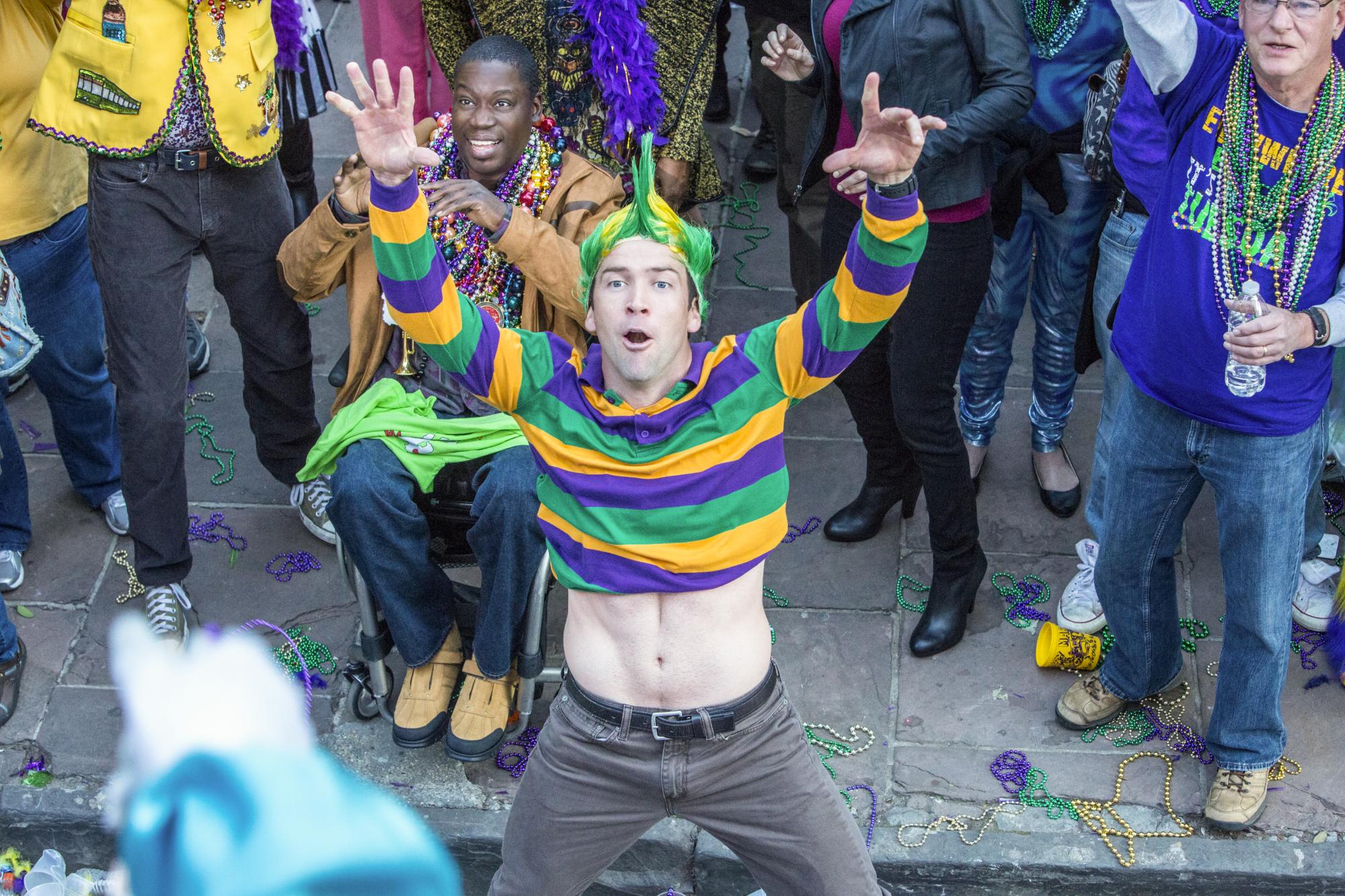 Nobody does Mardi Gras like NOLA