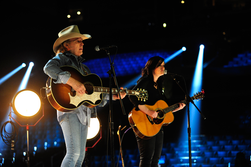 Brandy Clark and Dwight Yoakam