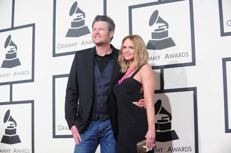 Blake Shelton & Miranda Lambert
