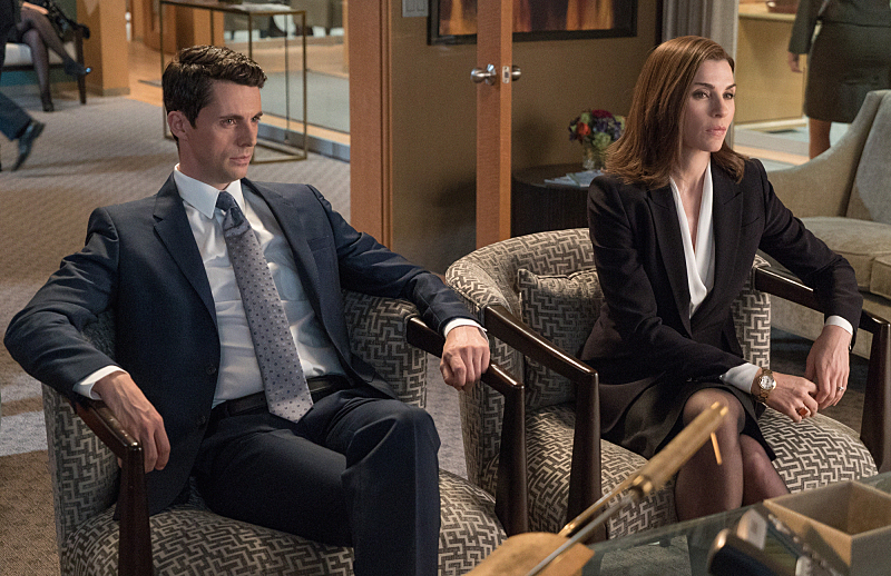 5 Moments From The Good Wife Undisclosed Recipient The Good Wife Photos Cbs Com