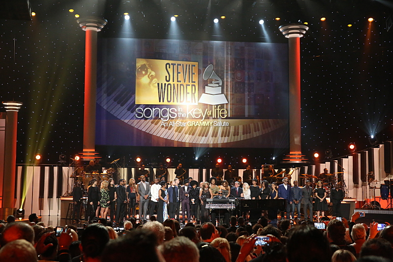 Stevie Wonder: Songs in the Key of Life -- An All-Star Grammy Salute