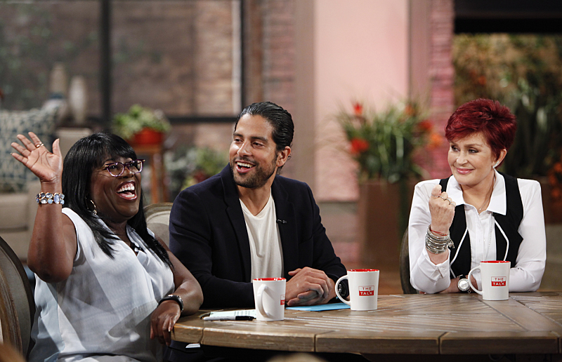 Adam Rodriguez sits down with the ladies