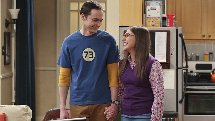 She treats her onscreen relationship with Sheldon Cooper tenderly.