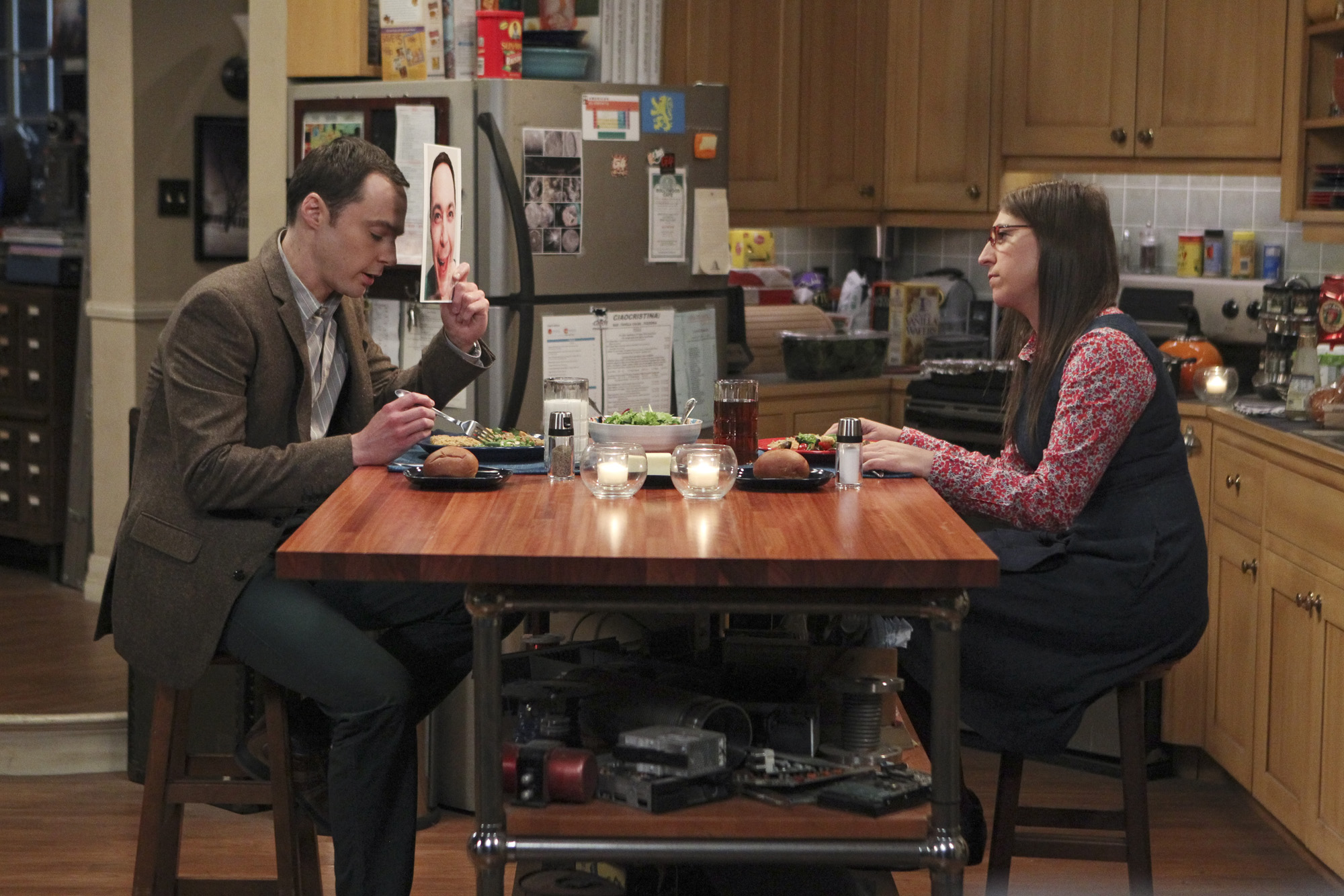 What's the latest with Shamy?