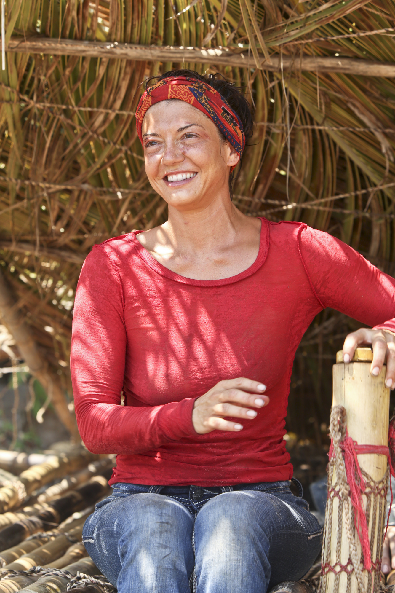 Jennifer Lanzetti reflects on her Survivor: Kaoh Rong experience.