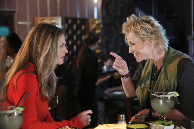 Angel From Hell: Amy helps Allison figure out and get rid of her cheating boyfriend Evan.