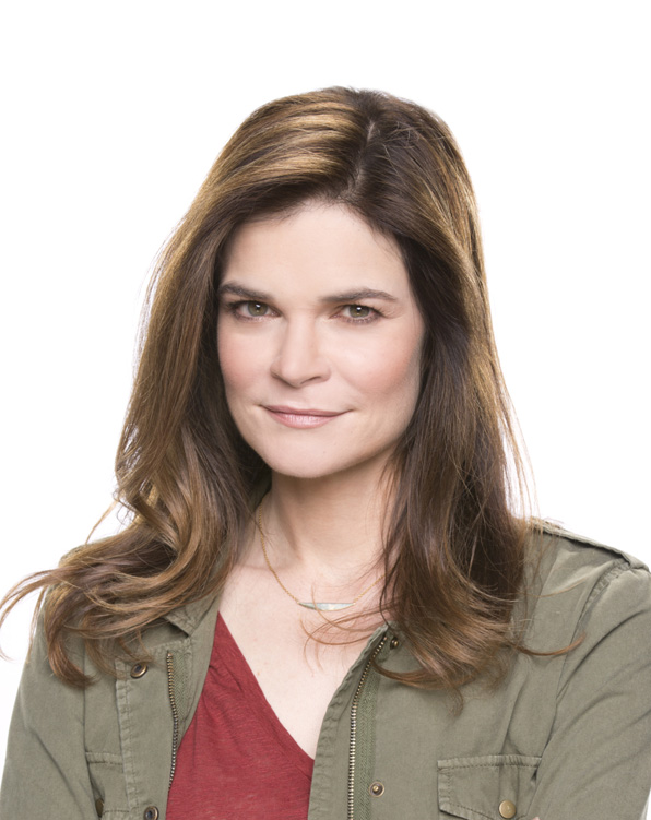 3. Betsy Brandt has us expecting the unexpected.