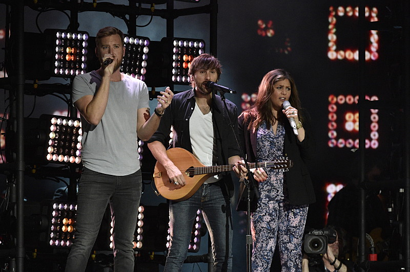 ACM Nominee Lady Antebellum.