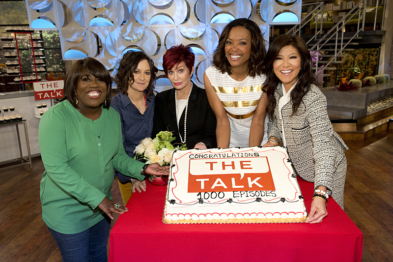 The Talk's 1,000th episode