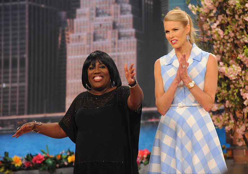 Sheryl Underwood and Beth Stern
