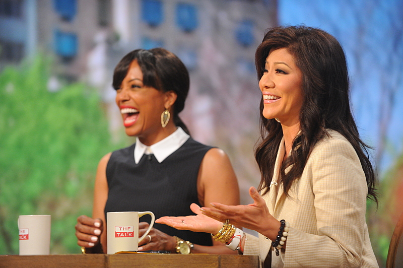 Julie Chen on what sexy means to her