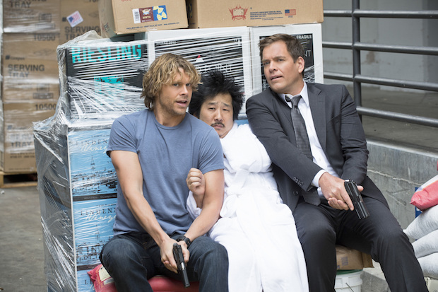 Deeks and DiNozzo get close on the job