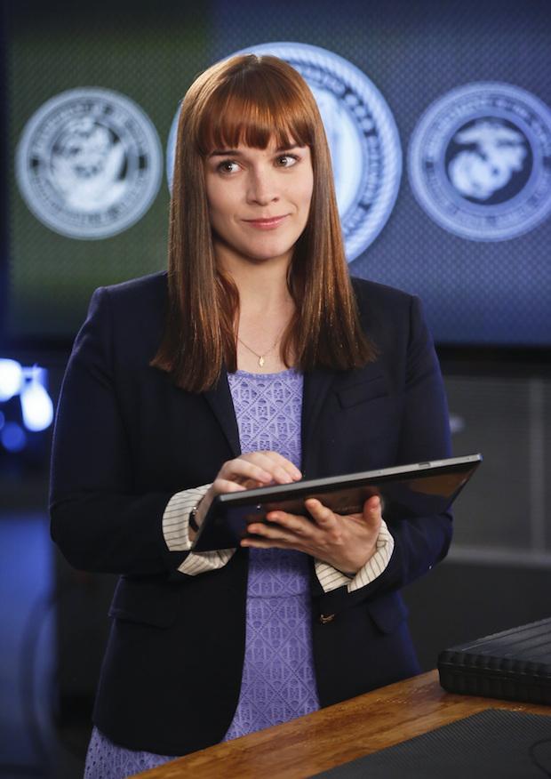 Renée Felice Smith as Nell Jones