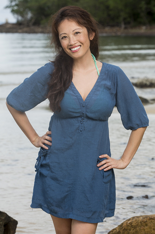 Peih-Gee reflects on her second chance playing Survivor
