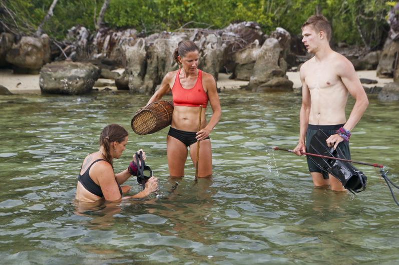 4. Was coming back on Survivor all you hoped it would be?