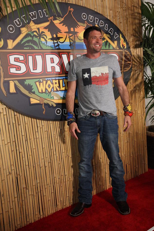 It's Mike, winner of <i>Survivor: Worlds Apart</i>