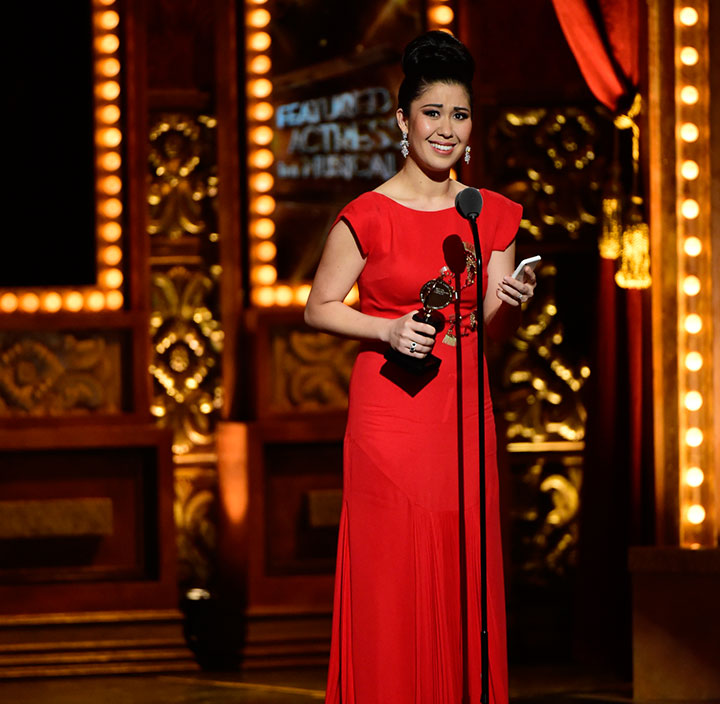 Featured Actress In A Musical: Ruthie Ann Miles, The King And I