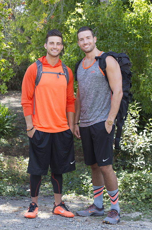 Tanner and Josh (#TeamTexas) came up short on Episode 9 of The Amazing Race.