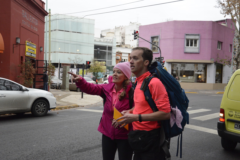 3. Do you have any tips for people wanting to apply to The Amazing Race?