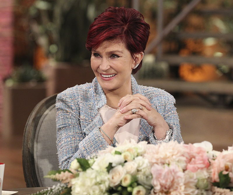 Sharon Osbourne on love