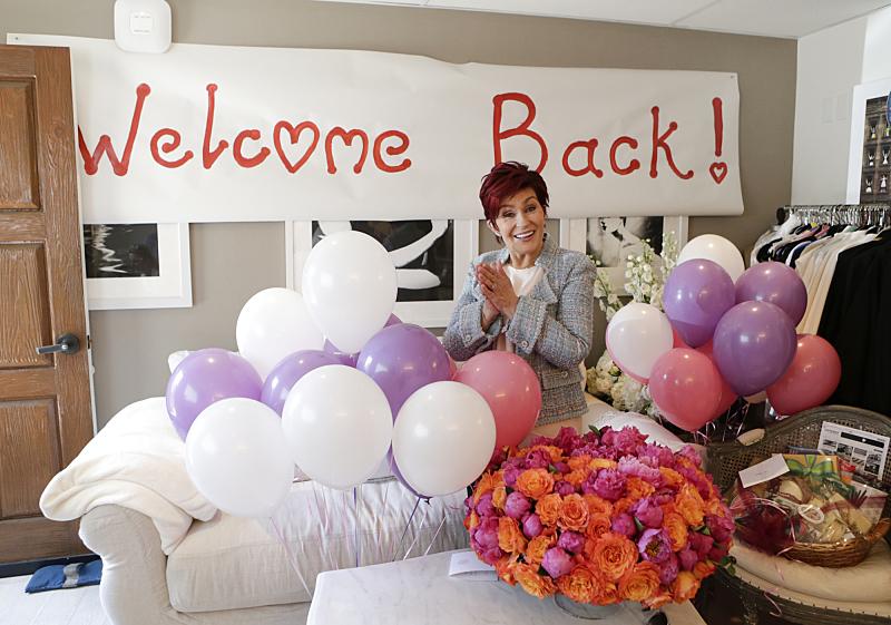 Mrs. O is back!
