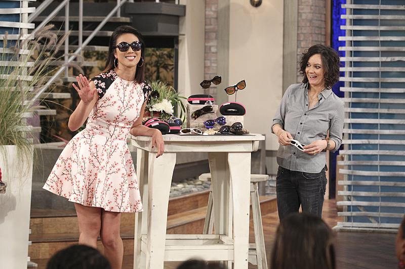 Chi-Lan Lieu showed us some great summer essentials