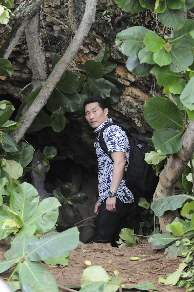 Daniel Dae Kim as Chin Ho Kelly.