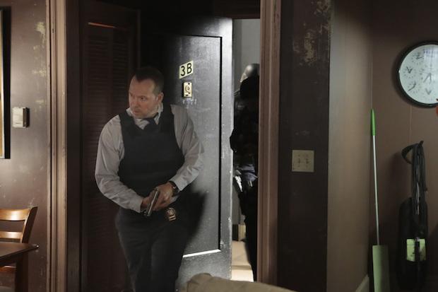 Donnie Wahlberg as Danny Reagan.