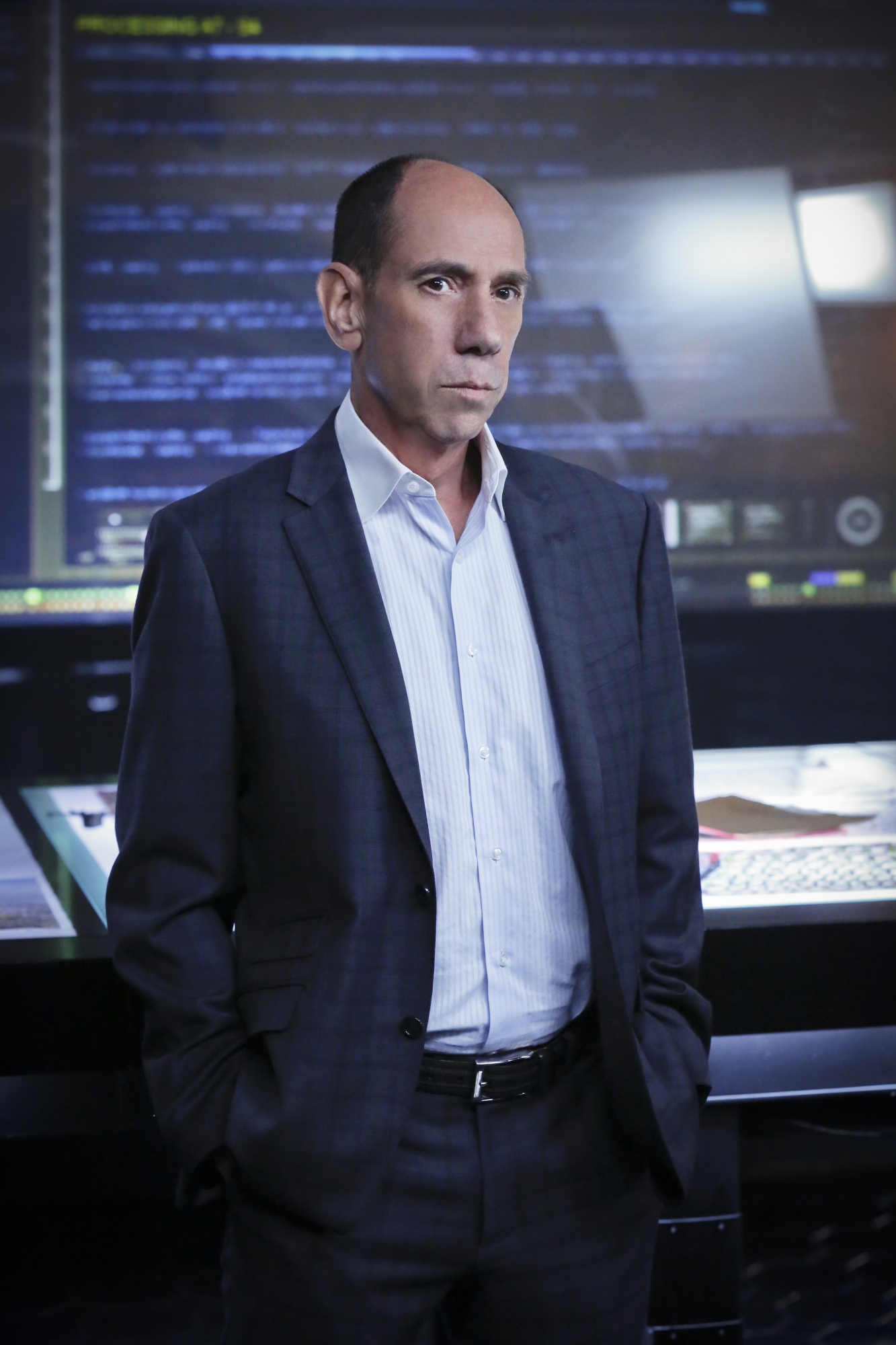 Miguel Ferrer as NCIS Assistant Director Owen Granger