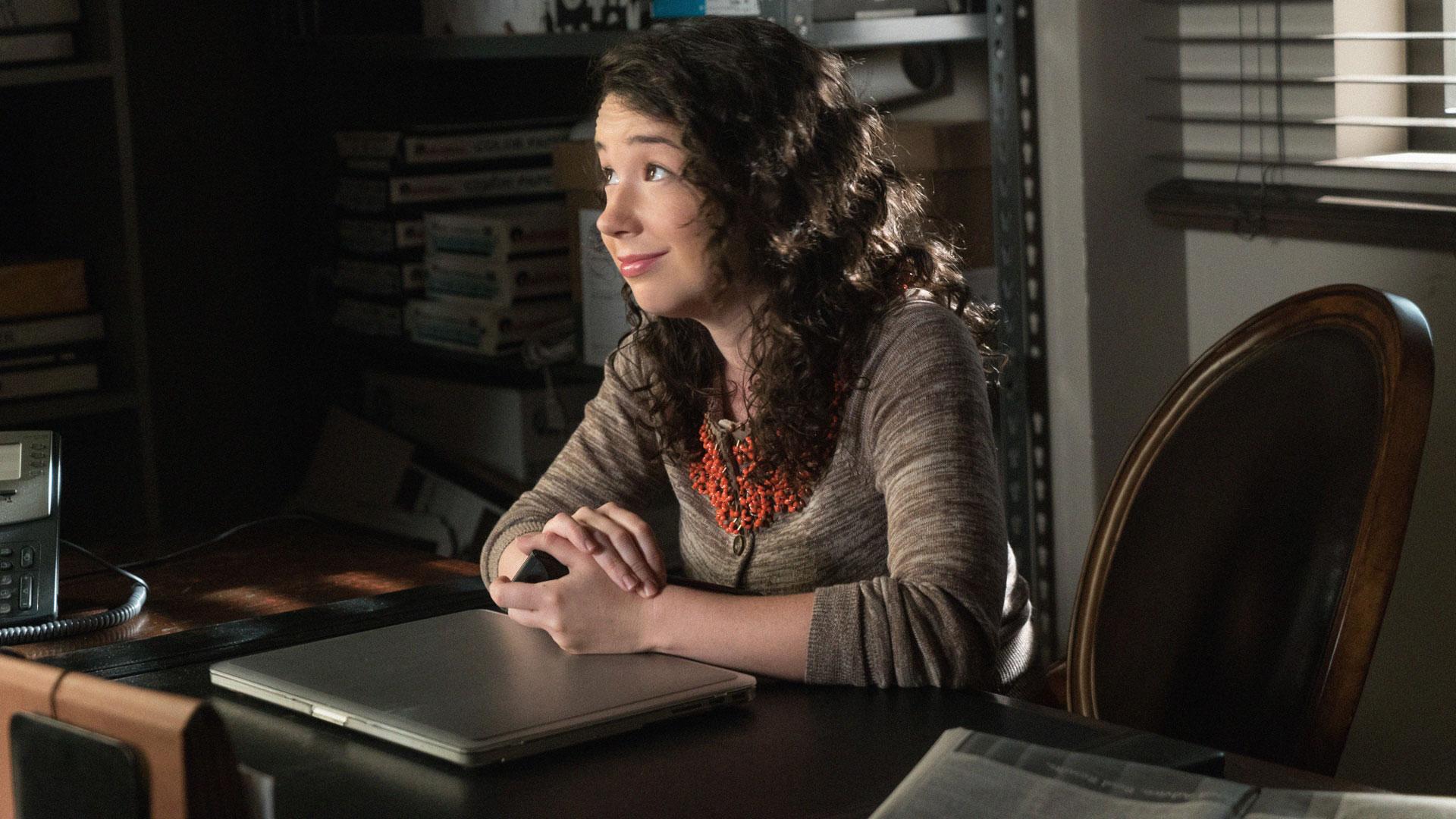 Sarah Steele as Marissa Gold