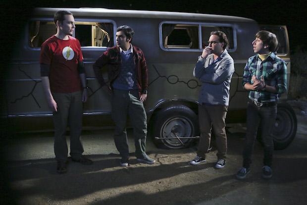 Sheldon, Raj, Leonard, and Howard get stranded in Mexico