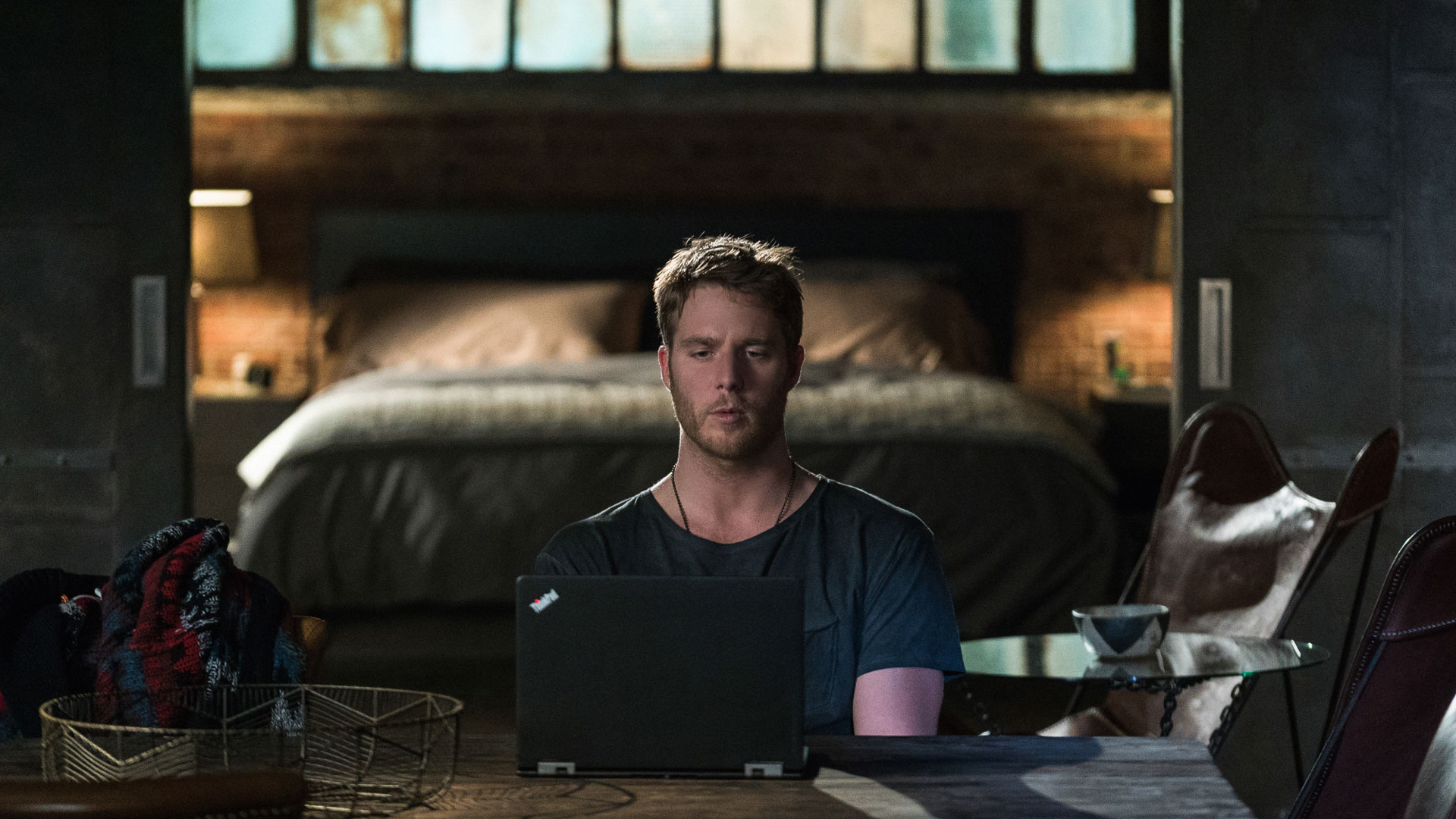 Jake McDorman as Brian Finch