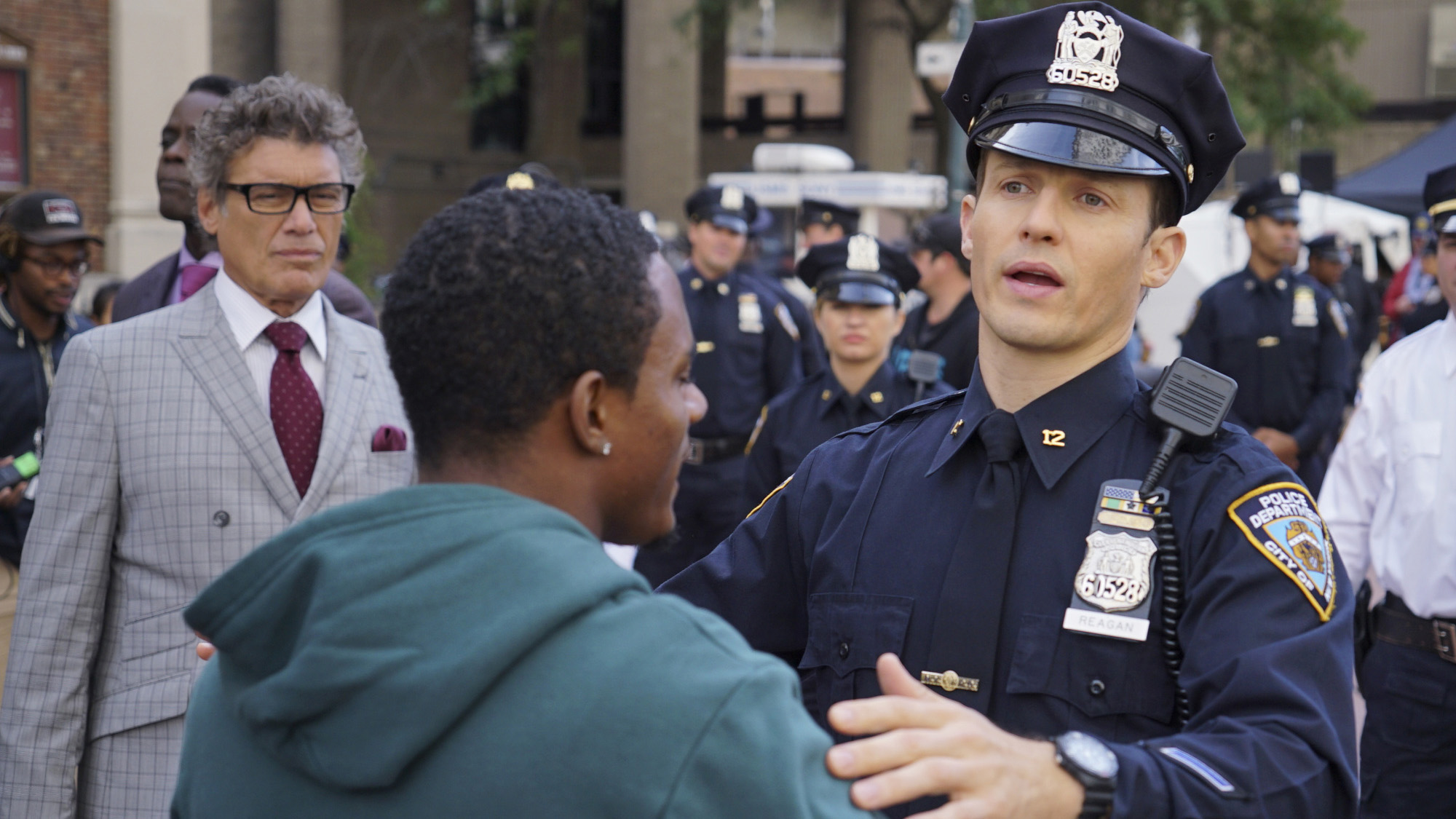 Will Estes as Jamie Reagan
